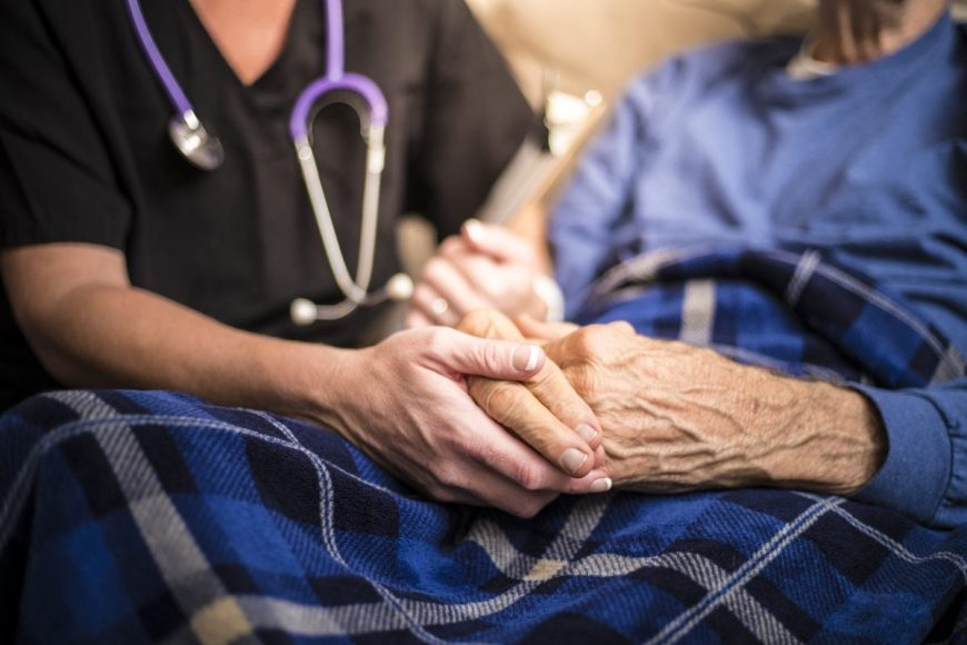 Nurse-inspired think tank aims to improve geriatric care