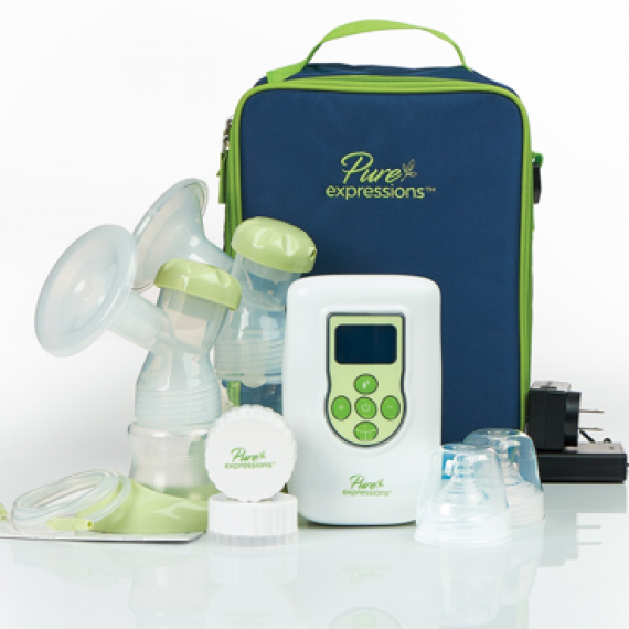 Dual Channel Electric Breast Pumps