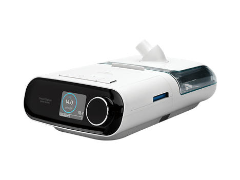 DreamStation BiPAP Pro w/ humidifier