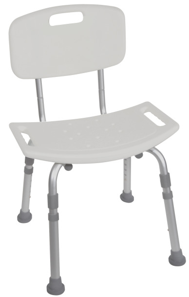 Deluxe Aluminum Shower Chair